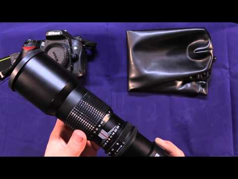 Cheap Telephoto Lens: Bower 500mm F/8 Review