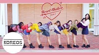 [Koreos] TWICE (트와이스) - Heart Shaker Dance Cover 댄스커버