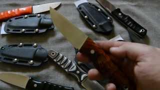 миниобзор ножа Тommi   Дедюхин Геннадий В