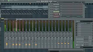 Pezet - Piroman [Projekt Tymczasem] - instrumental synth rework