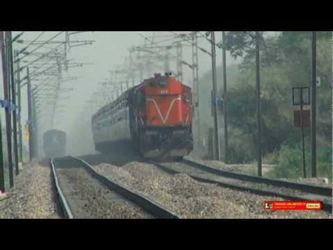 IRFCA - CDG - BDTS SuperFast Express / 22452