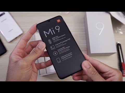 Xiaomi Mi 9 - Unboxing!