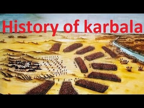 Image result for karbala history
