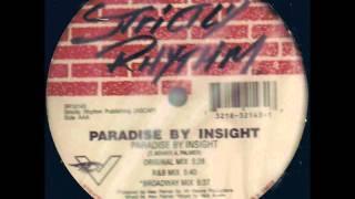 Insight — Paradise (Paradise Dub)