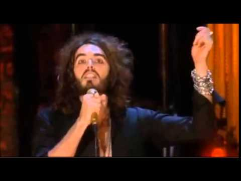 Russell Brand Stand Up Comedy