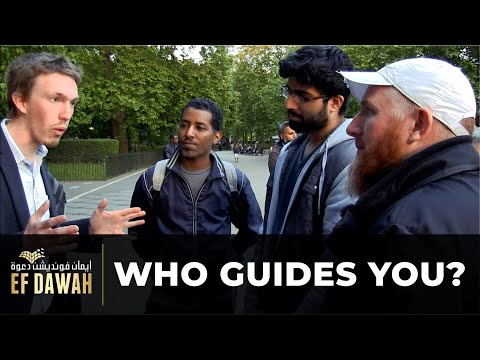 Who Guides You ?