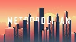 Metropolitan City Skyline   Adobe Illustrator/Photoshop   Graphic Design