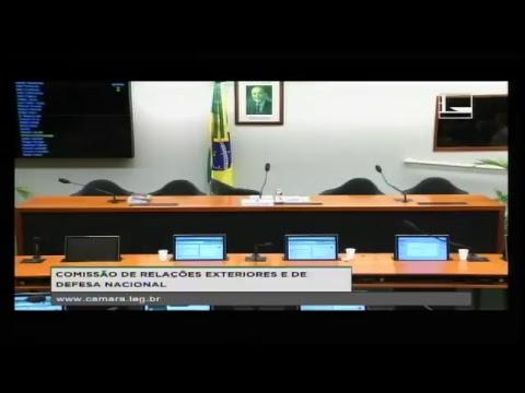 RELAÇÕES EXTERIORES E DE DEFESA NACIONAL - Reunião Deliberativa - 19/04/2017 - 11:09
