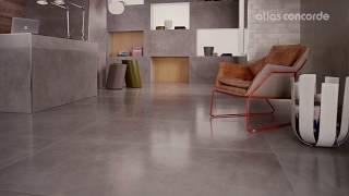 Reception Hall | Resin&Concrete look | Atlas Concorde | Dwell