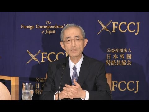 Nobuyuki Hirano: Developments of our Economy, Financial Industry and MUFG's Business Strategies