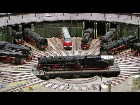The Great Marklin Model Railroad Show in HO Scale