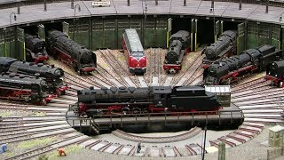 The Great Marklin Model Railroad Show in HO Scale