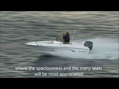 Review of Olympic 520 CC by Thalassa magazine (english subtitles)