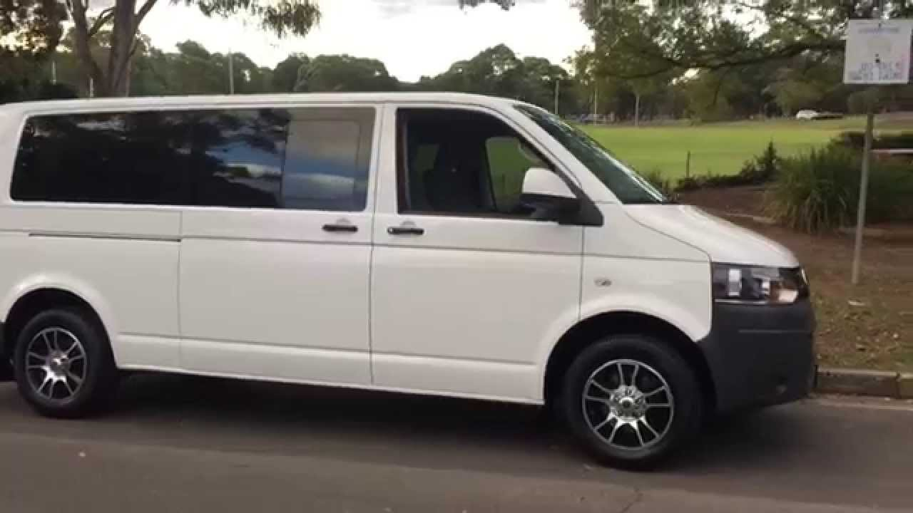 Vw Caravelle 2011 Cheapest 9 Seater On The Net For Sale Www