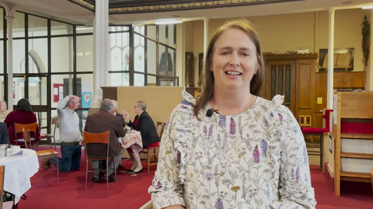 VIDEO: Places of Welcome Visit in Walsall - 28th September 2021
