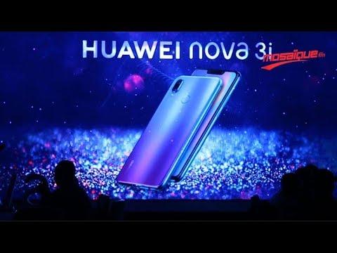 Lancement Du Nova 3 Et Du Nova 3i De Huawei En Tunisie Youtube