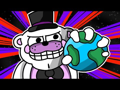 Funtime Freddy Takeover! Minecraft FNAF Roleplay