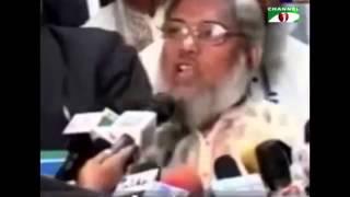 Ali Ahsan Mujahid, War criminal Mujahid, আল বদর প্রধান মুজাহিদ, , যুদ্ধাপরাধী মুজাহিদ।