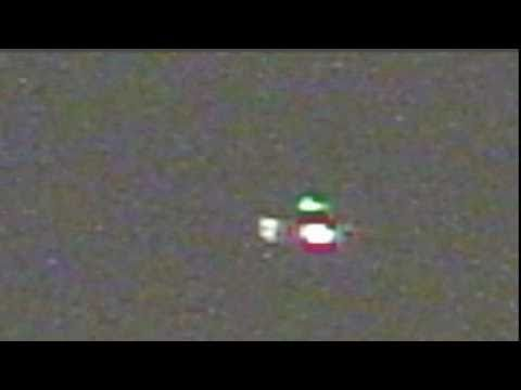 WOW ! UFO TRIANGLE FRESNO 100% PROOF LOOKED AT enhanced ! REAL !
