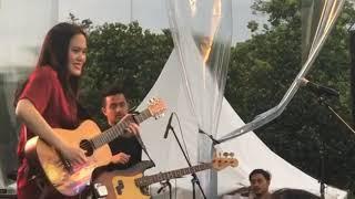 Sheryl Sheinafia Kutunggu Kau Putus Live BhayPlastik Festival 2019