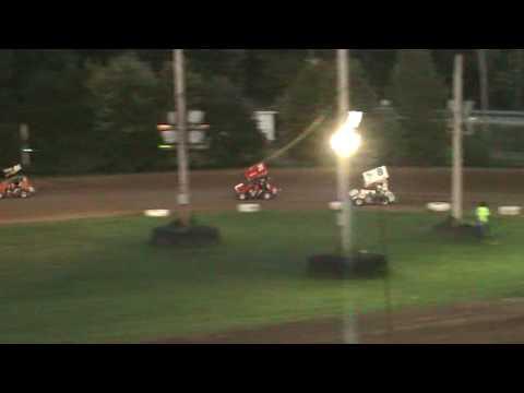 600 Winged Heat 1 - Bakersfield Raceway Park