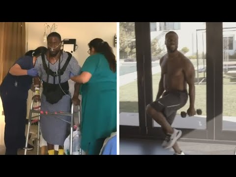 Kevin Hart Gives Health Update in Emotional Video Following Near-Fatal Car Accident thumbnail