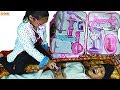 Kids Playing Doctor Patient Role play Game with Doctor Playset Toys for Kids Toddlers Baby Playtime