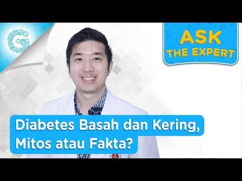 Diabetes Basah Dan Kering, Mitos Atau Fakta? - Dr. L. Aswin, Sp.PD