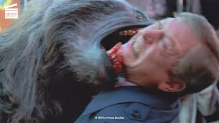 An American Werewolf in London: Piccadilly Square HD CLIP