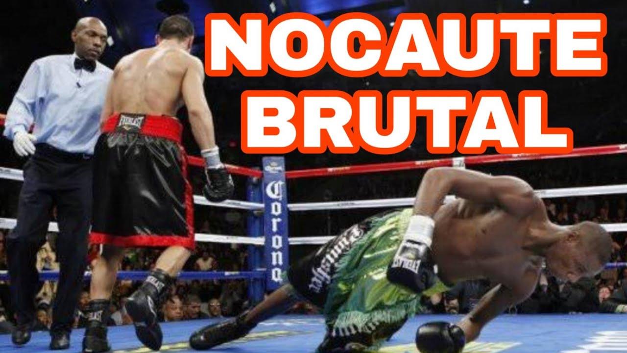 Download 10 Nocautes BRUTAIS no Boxe!