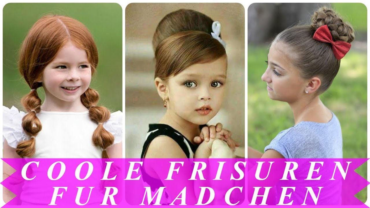 Schone Frisuren Fur Madchen 2018