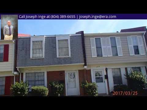 221Cornett St, Highland Springs, VA 23075 - MLS #1821936