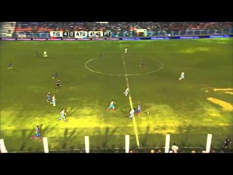 ¿El mejor lujo del torneo? Mirá lo que hizo Janson ante Atlético Tucumán