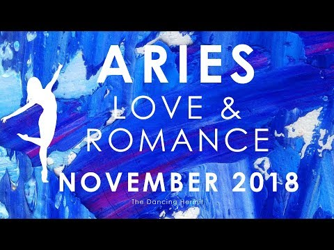 ARIES  📯 A CALL FOR  🙏🏼 FORGIVENESS 🙏🏼  LOVE AND ROMANCE NOVEMBER 2018