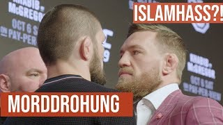 McGregor auf DROGEN?! HIGHLIGHTS Pressekonferenz UFC229