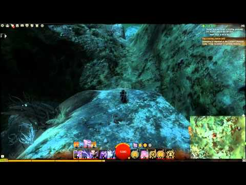 Guild Wars 2 - Shelter Docks Vista Point (Malchor's Leap) (PC)