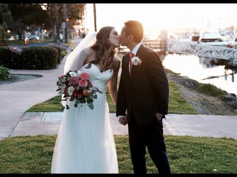 Beautiful Bayside Wedding | San Diego, CA