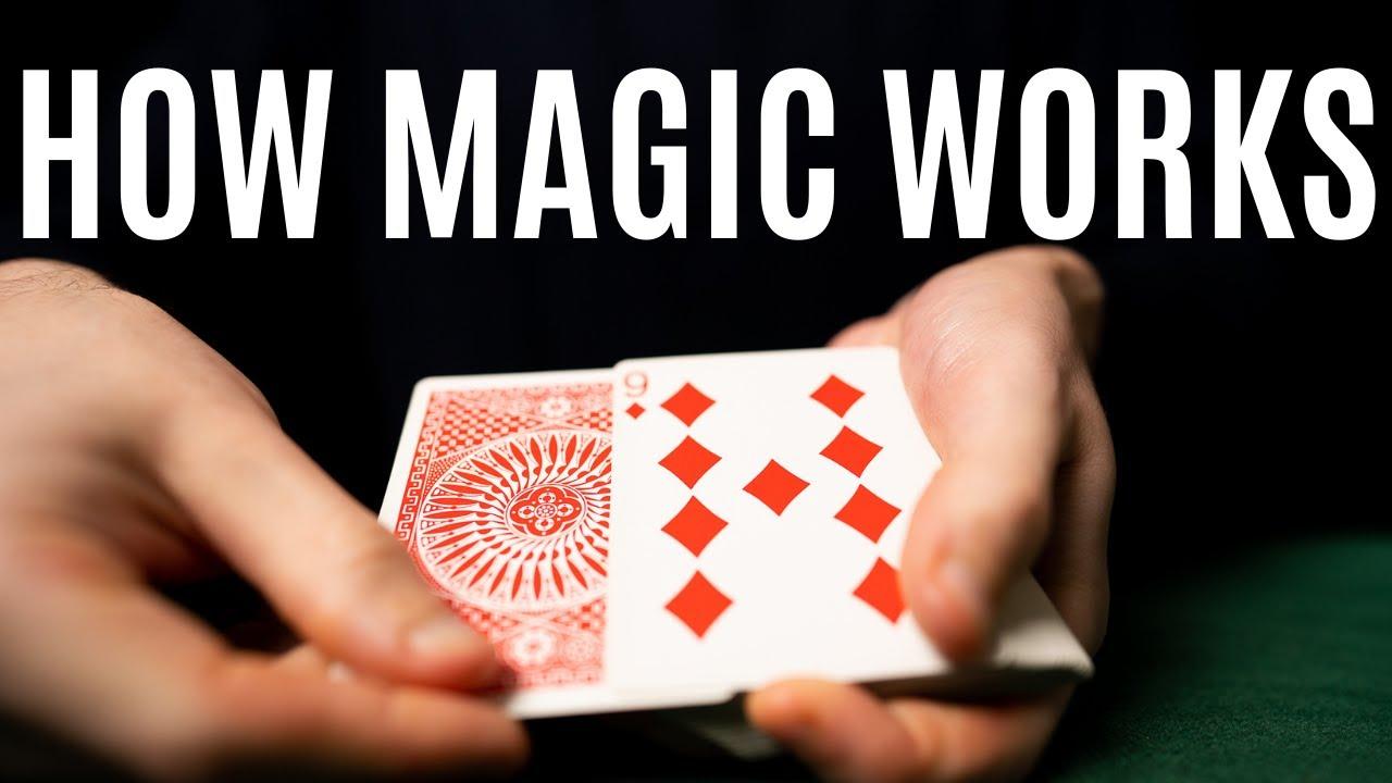How Magic Tricks Work - YouTube