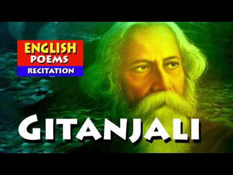 Rabindranath Tagore World Famous English Poem | Gitanjali | Kallara Ajayan