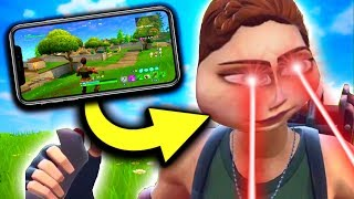 5 Ways to Spot a MOBILE Player in Fortnite Battle Royale!!