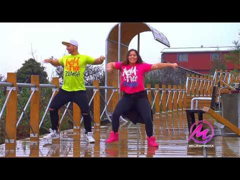 Bailame – Nacho (Versión cumbia) – Super Kumbia – Zumba Choreography – Meli Espinoza