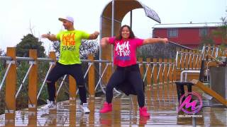 Bailame - Nacho (Versión cumbia) - Super Kumbia - Zumba Choreography - Meli Espinoza