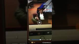 KENNEKA JENKINS UPDATE Surveillance Coroner stuffing evidence in his pockets !!