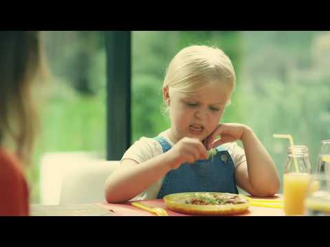 Discover What Kids Really Mean as Quorn Translates Dinner Time - TV Advert 2017 | Quorn
