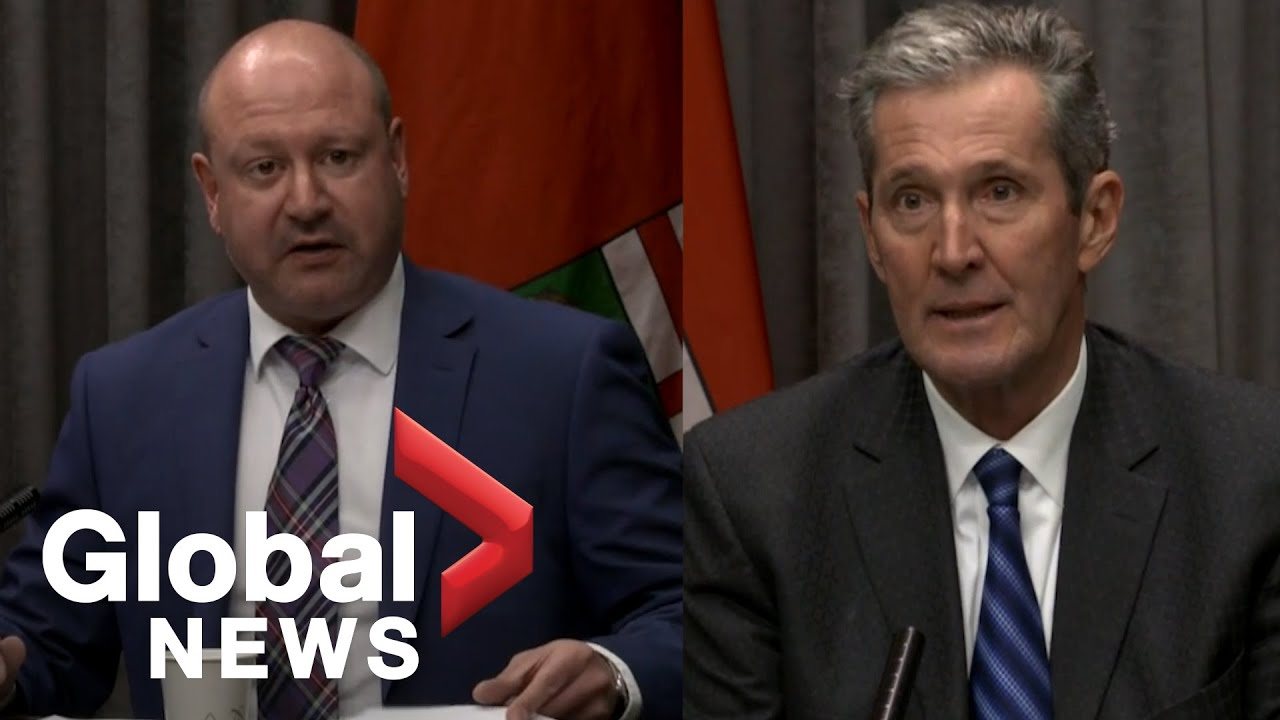 Coronavirus outbreak: Pallister calls for federal emergency reserve to manage COVID-19 crisis | FULL