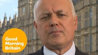 Iain Duncan Smith Reacts To Brexit And The Falling Pound | Good Morning Britain