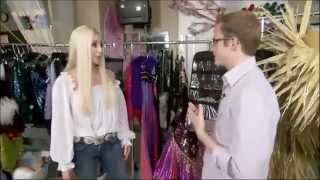 Cher meet fan!