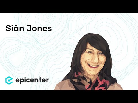 #186 Siân Jones: An Enlightened Approach to Blockchain Regul