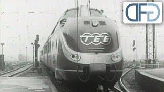 Die Bahn im Jahre 1958: In großen Zügen - Eine Studie über die arme, reiche Bundesbahn