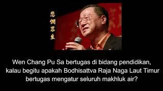 [ Orang Dulu Berlayar Memohon Ma Zu Pu Sa ] Tanya Jawab Master Lu Teks Indonesia